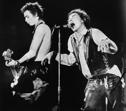 The Sex Pistols 1978