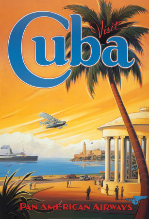 visit-cuba-print-c100961121